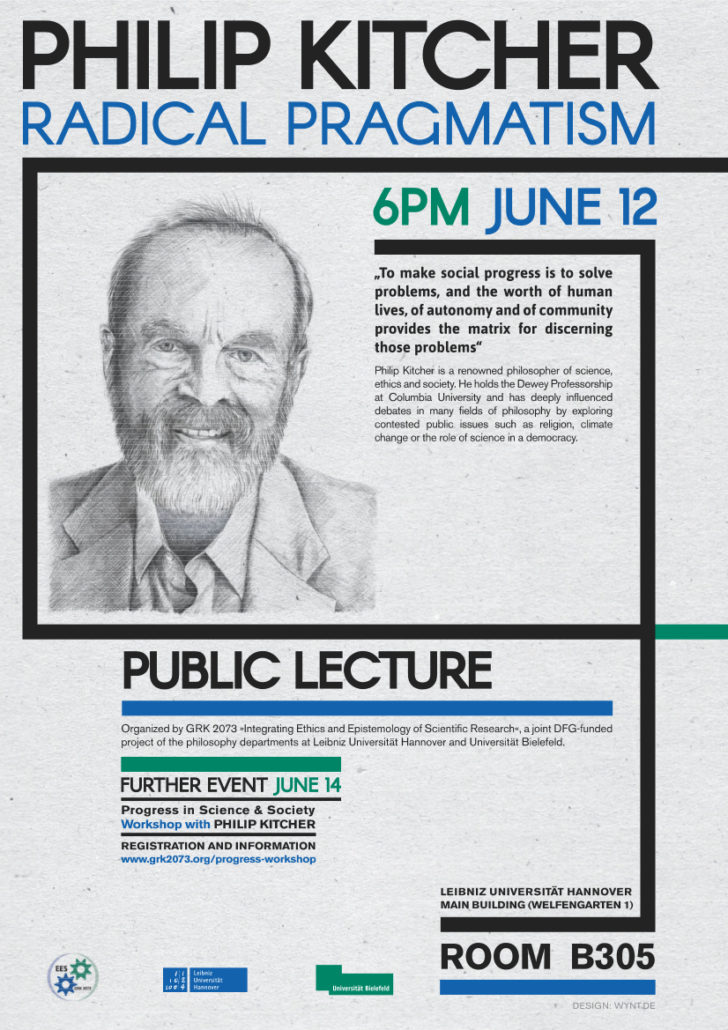 Philip kitcher and the philosophy behind science